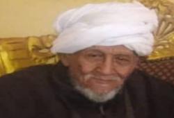 عزاء الإخوان المسلمون في وفاة الشيخ إبراهيم أبو حسنين