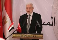 فيديو.. الأمين العام: موقفنا ثابت من الانقلاب.. ونلتزم الشورى