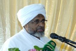 نائب المرشد العام يهنئ أمين الحركة الإسلامية بالسودان