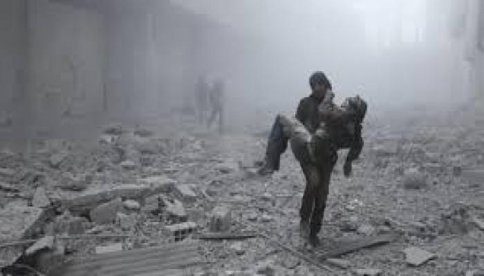 """جحيم الغوطة لم يتوقف.. و""""الهدنة"""" تلطخت بدماء الأبرياء"""