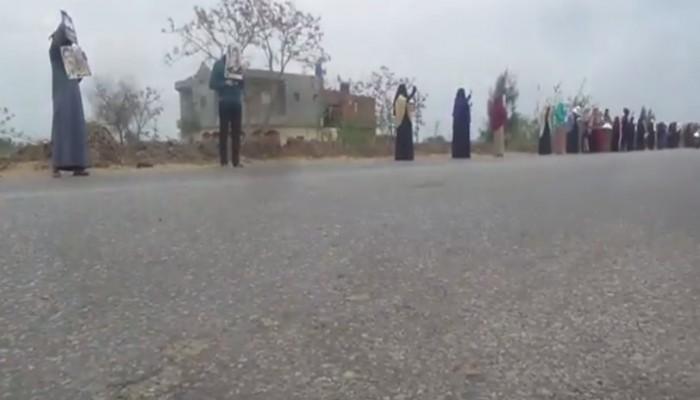 ثوار الحسينية يطالبون بالتوحد لإسقاط حكم العسكر