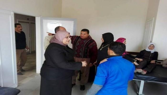 81 حالة تسمم بين تلاميذ مدرسة بالمنوفية