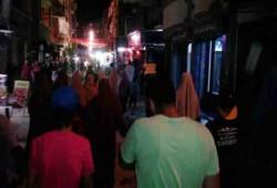 فيديو.. مظاهرة رمل الإسكندرية ضد حكم العسكر