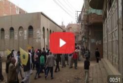 فيديو.. قرية الرئيس مرسي: الثورة مستمرة