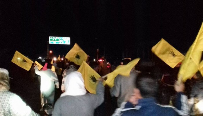 فيديو.. مسيرة ثوار أبوالمطامير ضد حكم العسكر