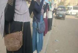 """حرائر الإسكندرية ينتفضن ضد العسكر في أسبوع """"خبز وحرية"""""""
