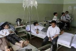 تسمم ٢٥٠ طفلاً بسوهاج نتيجة تناول تغذية مدرسية فاسدة