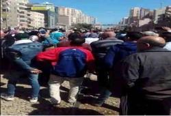 بالفيديو.. مظاهرات الخبز تبدأ من الإسكندرية
