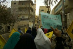 فعاليات مسائية بالشرقية تفضح خيانة الانقلاب العسكري