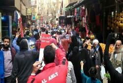 """فعاليات ثورية بالجيزة في أسبوع """"سيناء تفضح خيانتكم"""""""