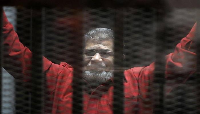رسالة من الرئيس محمد مرسي للمصريين
