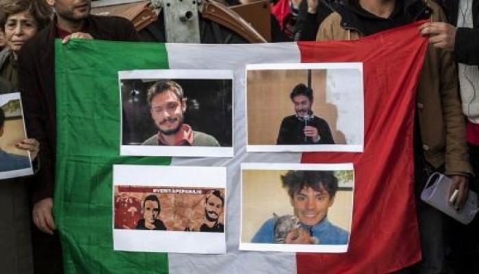 """نظام الانقلاب سلم إيطاليا وثائق """"غير مفهومة"""" عن ريجيني"""