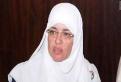 عزة الجرف: السفاح يخون مصر بحثًا عن شرعية لن ينالها