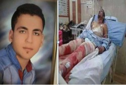 استشهاد الشاب محمد حمدالله ليلحق برفيقيه صهيب وجهاد