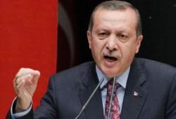 أردوغان يهاجم الغرب وبشار بسبب اللاجئين السوريين