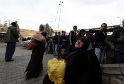 """هاشتاج """"# لن_نترك_اليرموك"""" لإنقاذ سكان المخيم من الموت جوعًا"""