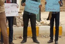 وقفة لطلاب جامعة أسوان تطالب بالإفراج عن المعتقلين