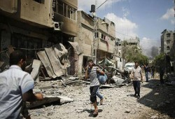 """""""أونروا"""": حالة غزة أسوأ من قبل العدوان ونخشى تجدد المواجهة"""