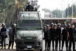 الانقلاب يعتقل 6 من مؤيدي الشرعية بالدلنجات بينهم 3 طلاب