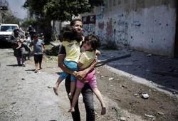 عدوان صهيوني على غزة.. والقسام تتصدى وتصيب جنديين