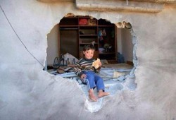 50 ألف فلسطيني في غزة بلا مأوى