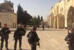 مفتي فلسطين يحذر من دعوات صهيونية لاقتحام المسجد الأقصى غدًا