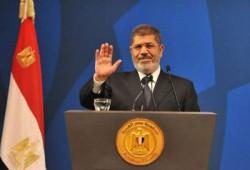 رسالة الرئيس مرسي إلى الشعب المصري