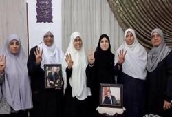 """""""الثوري لنساء مصر"""" يعزي زوجة الرئيس مرسي"""