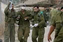 إصابة 3 جنود صهاينة أحدهم حالته خطيرة في غزة