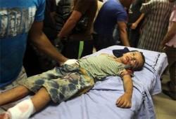 توثيق مقتل 45 طفلاً فلسطينيًا خلال العدوان الصهيوني على غزة