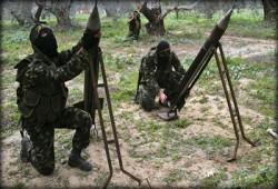 """القسام"""" يقصف أهم 4 مدن صهيوينة بـ98 صاروخًا"""