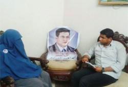 الصحفي إبراهيم ﺍﻟﺪﺭاﻭﻱ يتعرض للتعذيب في سجون الانقلاب