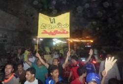 الدقهلية.. مسيرة ليلية حاشدة بالمنصورة رفضًا للانقلاب الدموي