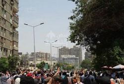 ثوار المهندسين يفاجئون الانقلاب بمسيرة من مدينة الطلبة