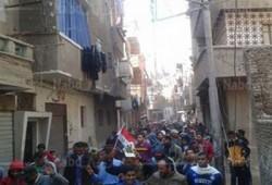 مباشر.. 5 مسيرات حاشدة بأسيوط رفضًا للانقلاب الإرهابي