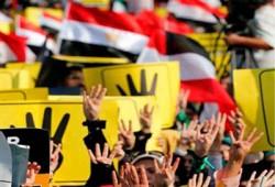 الانقلاب يختطف مجندًا رفع شارة رابعة بالوادي الجديد