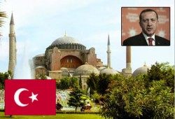 رئيس البرلمان التركي: لن نقبل بفرض أمر واقع في القرم