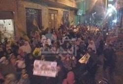 """مسيرة لأحرار""""أوسيم"""" تطالب بالقصاص للشهداء ومقاطعة مهزلة """"الرئاسة"""""""