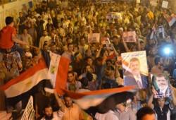4 مسيرات مسائية بالمنيا تهتف بإسقاط الانقلاب وإعدام قادته