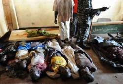 ارتفاع عدد النازحين في إفريقيا الوسطى إلى أكثر من 600 ألف