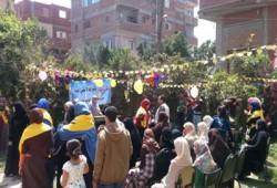 تحالف الشرعية ينظم حفلاً لتكريم أبناء الشهداء بقرية الرئيس