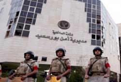 الأمن يفشل في تأمين مباراة ودية مع منتخب مصر