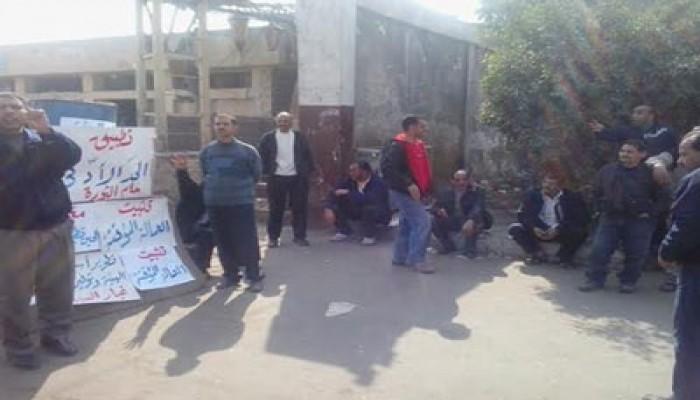 الاحتجاجات العمالية تنضم لركب الثورة وتعصف بالانقلاب