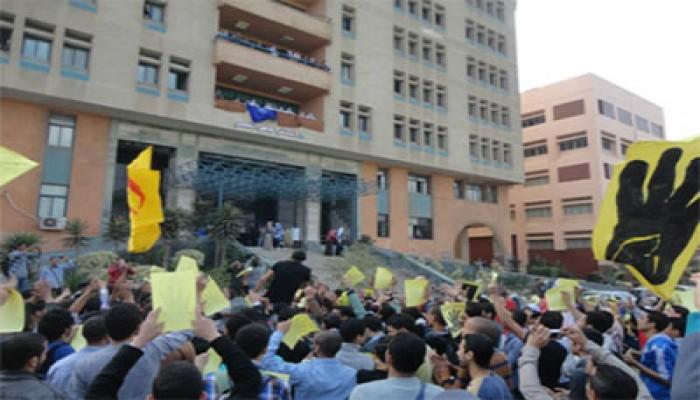 عفاريت المنوفية تتوعد بلطجية وشرطة الانقلاب بموجة ثورية قاسية