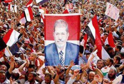 الرئيس مرسي.. رمز مصر بين أحرار العالم