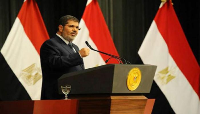 صمود الرئيس مرسي.. الشرعية تكسر الانقلاب