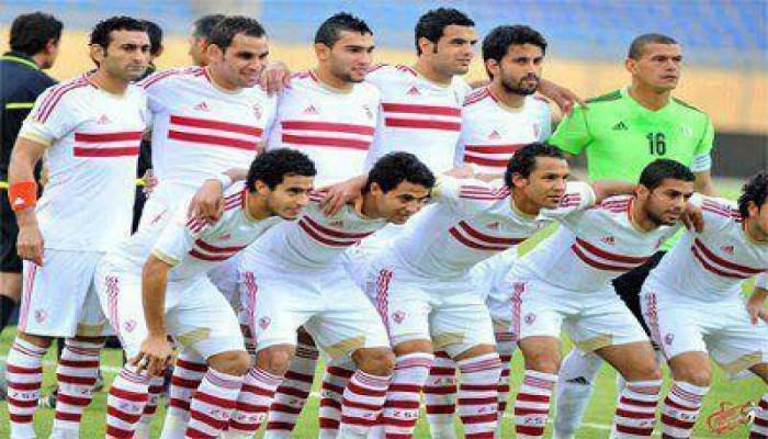 الزمالك يفوز على المصري داخل ثكنة عسكرية بالسويس