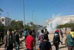 اقتحام الجامعات.. نهاية الانقلاب بأيدي الطلاب