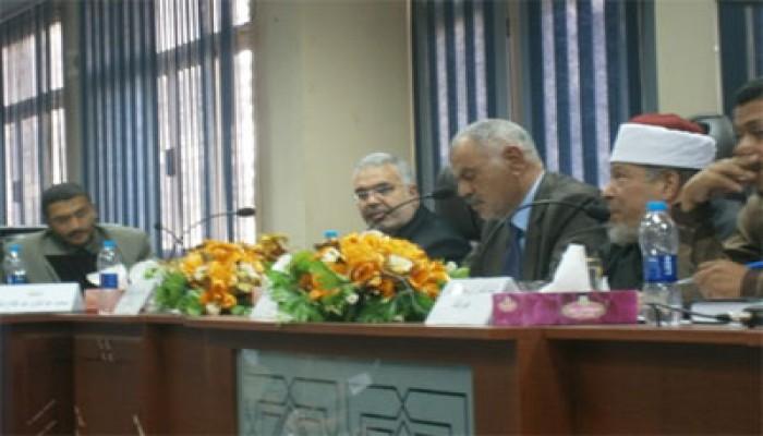 إخوان أبوحماد بالشرقية يهنئون د. محمود أبوصبيح لحصوله على الماجستير