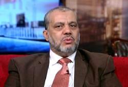 د. علي بطيخ في ميدان النهضة: الشعب ينصر الشرعية والدبابات لا تحكم أمة
